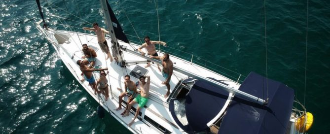 TOP 5 Boat rentals in Barcelona
