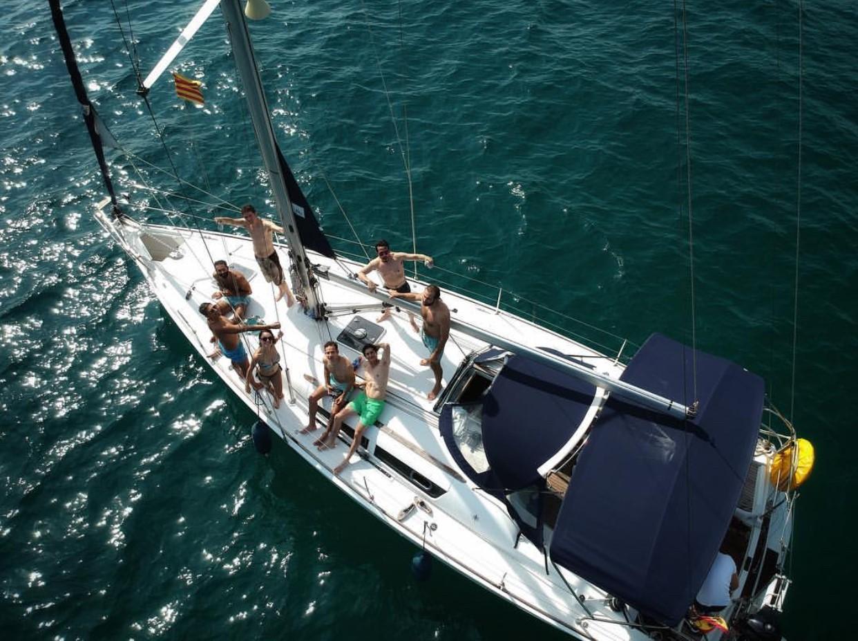 TOP 5 Boat rentals in Barcelona